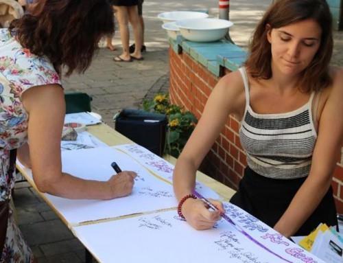 Cool Down am Kutschkermarkt – Ideenworkshop mit BewohnerInnen und NutzerInnen